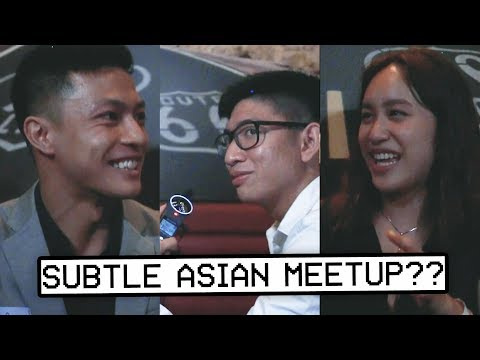 How To Pick Up An Asian | Subtle Asian Dating Meetup In Sydney