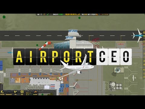AirportCEO - Starting my Airport