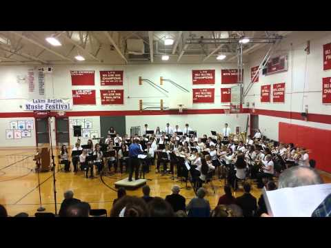 Lakes Region Music Festival 2014