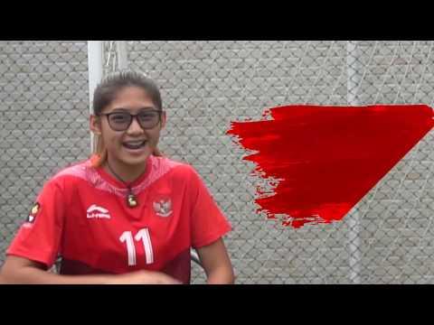 Zahra Muzdalifah : Ingin seperti Lieke Martens - Mainbola Grassroots