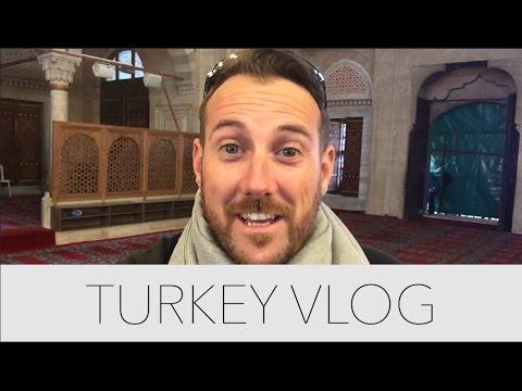 Turkey Vlog Day 6 - Edirne