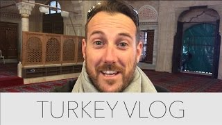 Turkey Vlog Day 6 - Edirne