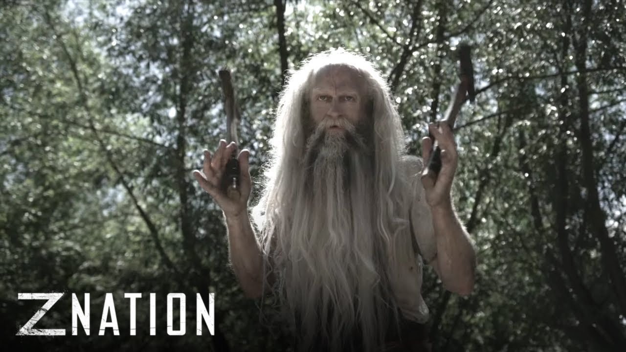 Download Z NATION | Doc's Best One-Liners | SYFY