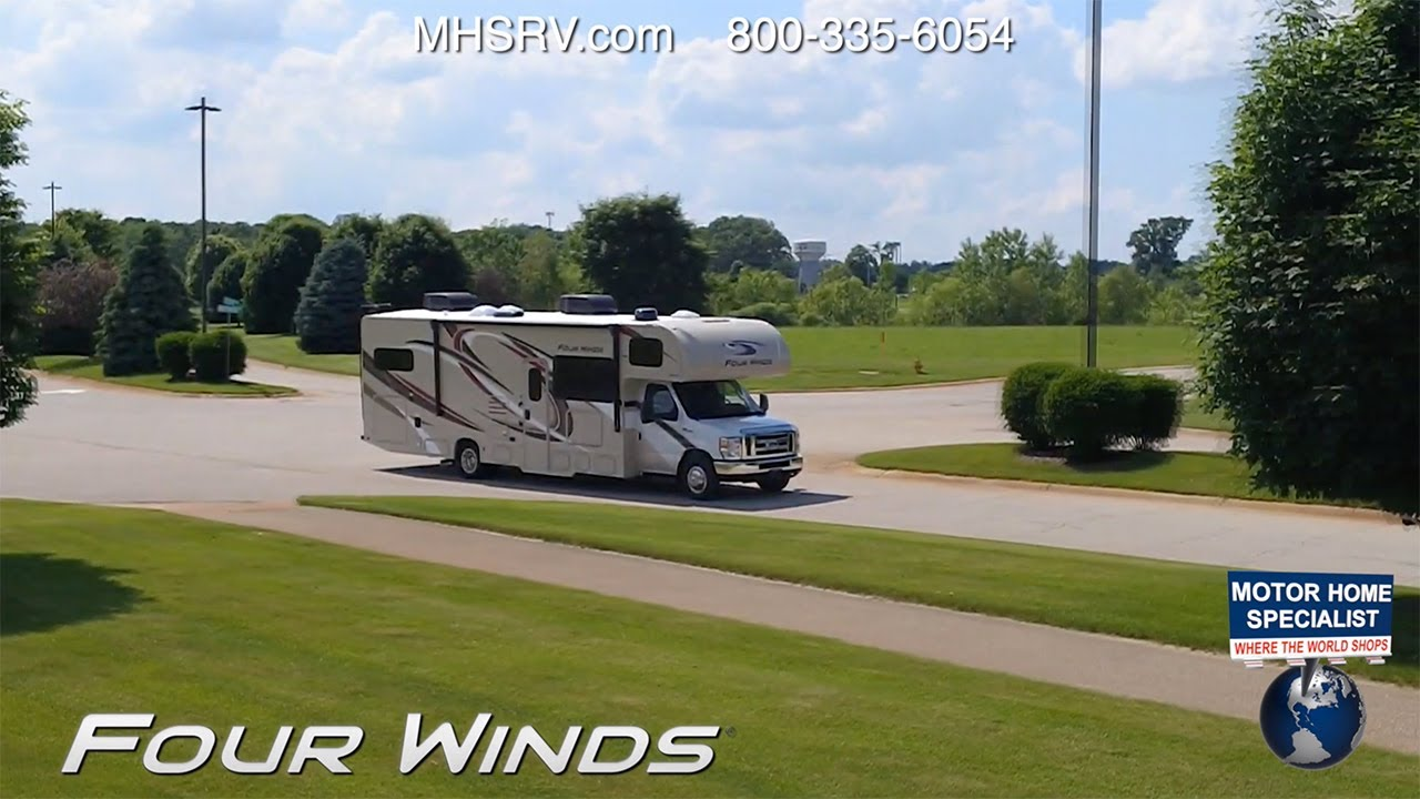 Download 2020 Thor Four Winds® Class C RV's for Sale at MHSRV.com