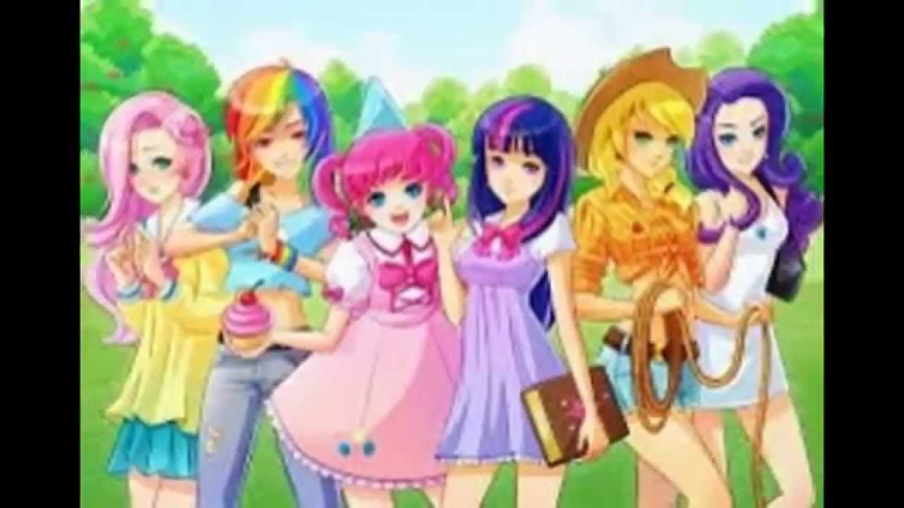 My Little Pony Desenhos Youtube