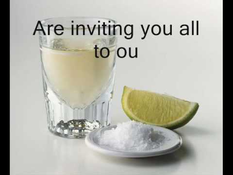 drinks invitation
