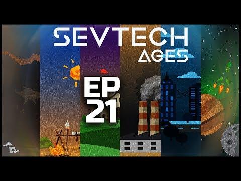 Twilight Mishap | SevTech: Ages Ep 21