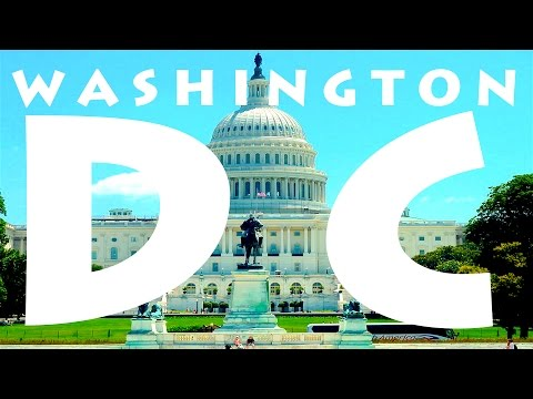 15 Minute Visitor's Guide: Washington, D.C. Capital of the United States of America