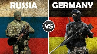 RUSSIA VS GERMANY - Military Power Comparison 2017