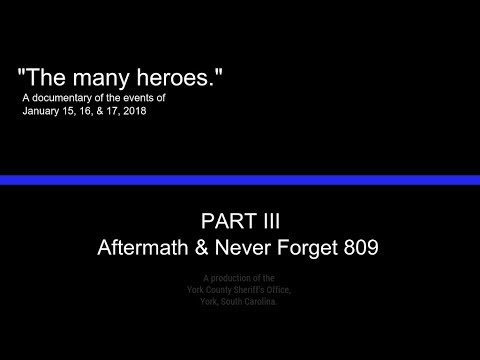 """""""The many heroes."""" Part 3: Aftermath & Never Forget 809"""