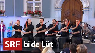 STICKStoff bei SRF bi de Lüt live in Arlesheim | SRF Musik