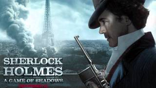 Sherlock Holmes A Game of Shadows Theme song (The End?)