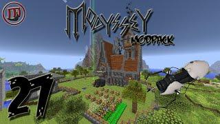 Modyssey - Ep 27 - Trampa de golems y Portal Gun