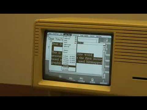 Tech : Apple Lisa {25 Years Later}