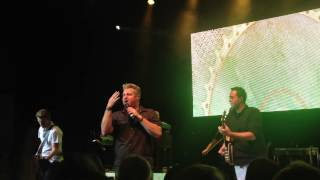 Short clip of Rascal Flatts - Banjo - London - 11.7.13