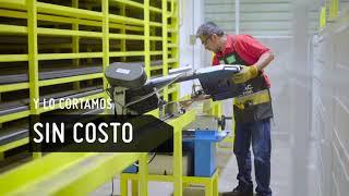 Sodimac Constructor - Perfiles