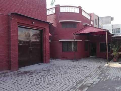 2.44 KANAL ELEGANT OFFICE FOR RENT AT LAWRENCE ROAD LAHORE
