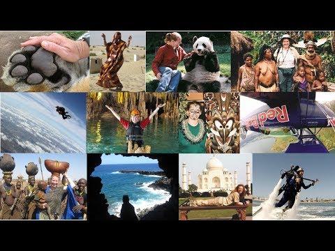 Elisa Kotin   72 Countries 6 Continents & Loving Life!
