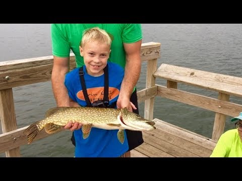 Lake Calhoun ~ Fishing ~ Minneapolis Minnesota ~ Samuels 1st Northern ~ Bde Maka Ska