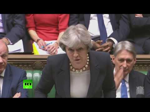 LIVE: May holds PMQs then Hammond reveals Autumn Budget 2017