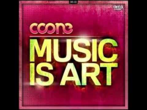 Coone - Music Is Art (official music)