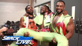 How does Kofi Kingston feel about his WWE Championship Match?: SmackDown Exclusive, Feb. 19, 2019