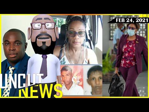 GUYANA UNCUT NEWS || FEBRUARY 24, 2021