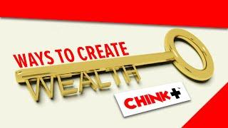 YAMAN TIPS: 8 Ways to Create Wealth