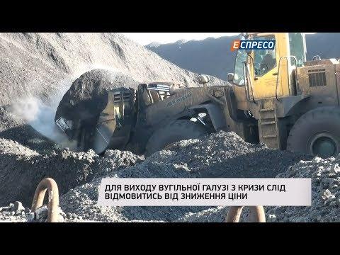 Волинець: Для виходу вугільної галузі із кризи потрібно відмовитися від зниження ціни
