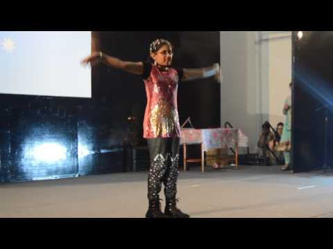 Avyakta's Dance Performance at UAE on 12May2017