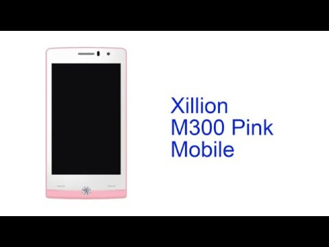 Xillion M300 Pink Mobile Specification [INDIA]
