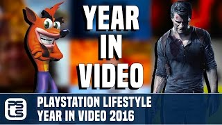 PlayStation LifeStyle Year in Video 2016