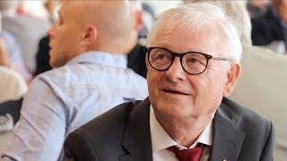 Afskedsreception for Poul Erik Andreasen