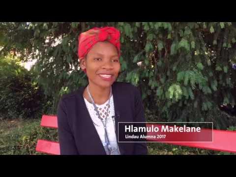 Download Lindau Alumna Hlamulo Makelane: The Most Exciting Moment