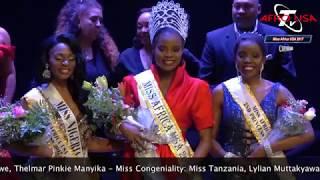 Miss Africa USA 2017 Coronation  Featurist Artist