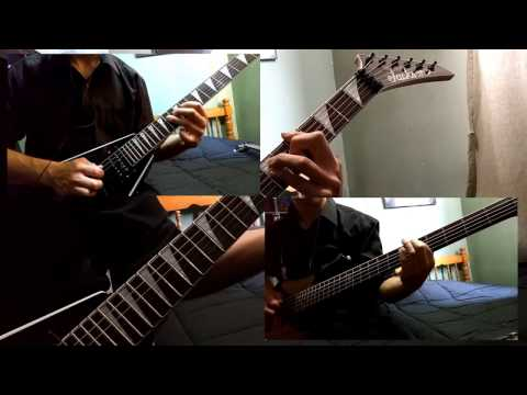 Insomnium Cover - Shadows Of The Dying Sun - Instrumental