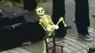 Esqueleto increible