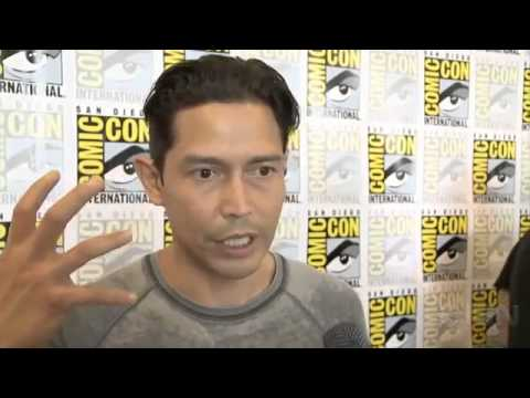 Beware The Batman Anthony Ruivivar  ComicCon 2013196