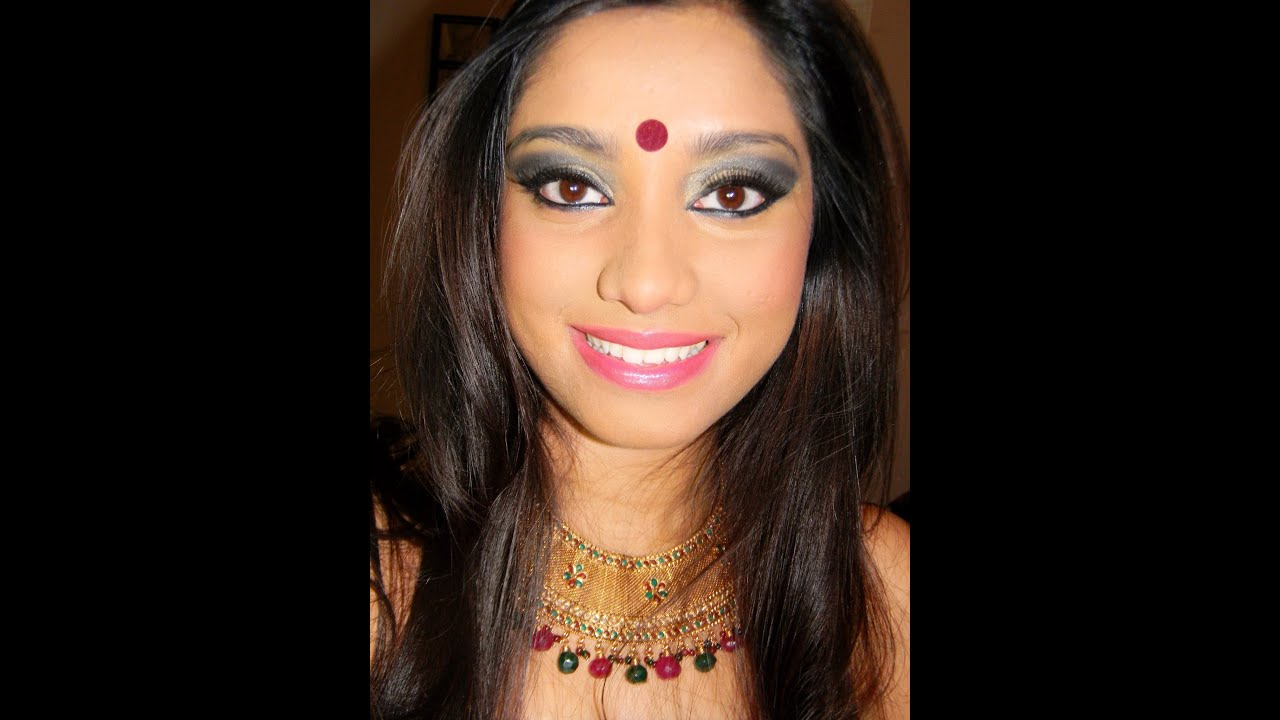 Makeup For Reception Party