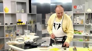 Кулебяка трехслойная рецепт от шеф-повара / Илья Лазерсон / русская кухня