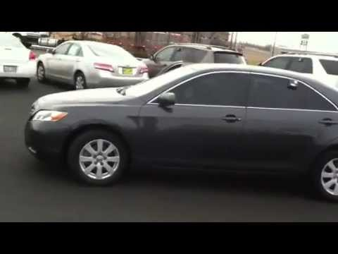 2008 Toyota Camry XLE MAG GRAY $18,000