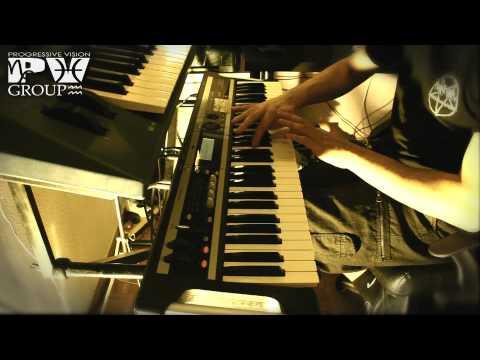 Bob Katsionis:Keyboard Orgasms Pt.1