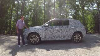 2019 Mercedes GLE Prototype  - Final Testing Video Report