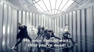 EXO-M - Overdose Misheard Lyrics