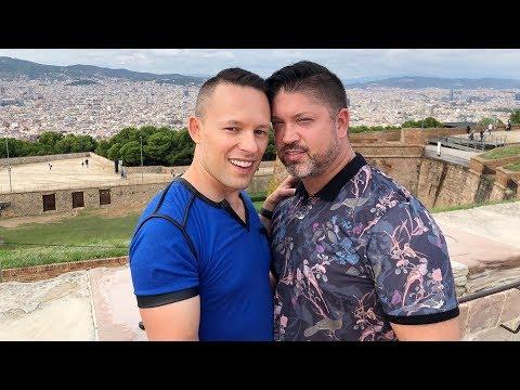Boyfriends In Barcelona 🇪🇸