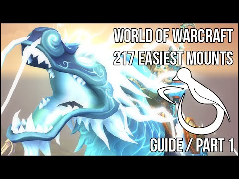 Very GOOD but very underrated guide to 217 mounts by proper bird (simple and easy to follow!)