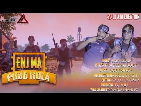 NEW SANTALI VIDEO SONG 2019//ENJ MA PUBG KOLA//STUDIO VERSION DJ AJU CREATION