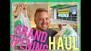 Dollar Tree Grand Opening Haul!