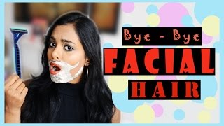 How To Remove Facial Hair at home - 6 methods THAT WORK! | MrJovitageorge