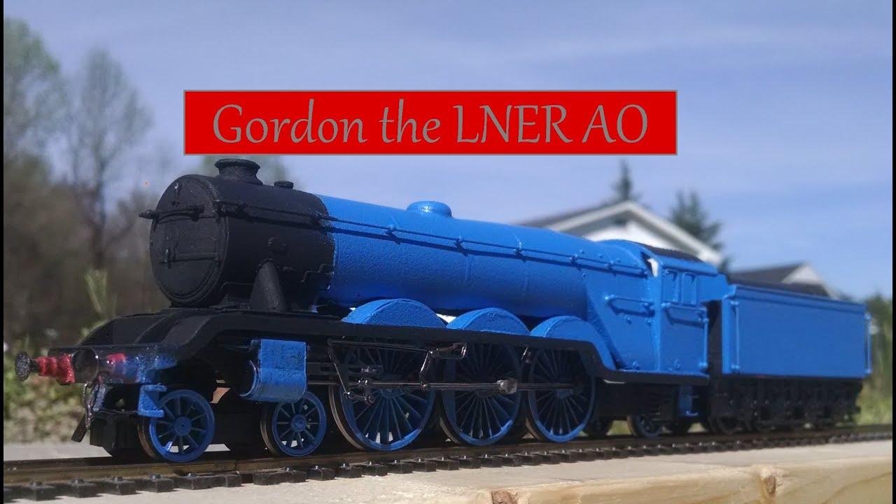 LNER Class A4 pacific No 4498 Sir Nigel Gresley at Rainhill ...